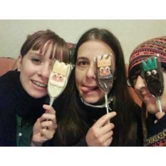 Alicia, Sara & Laia