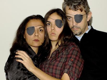 Elisabeth Martins Pires, Carlos Bonifacio y Laura