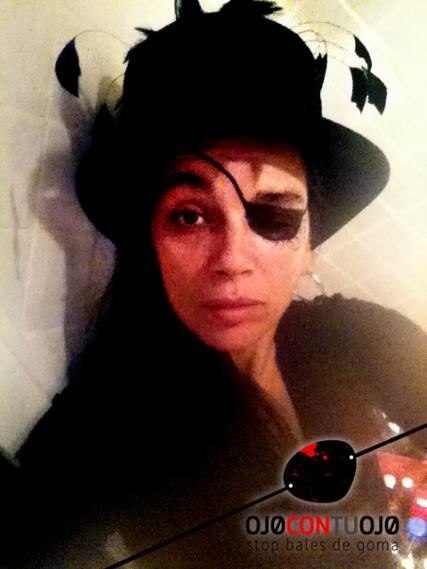 """Marina Abad, Cantant - """"Ojos de Brujo"""""""