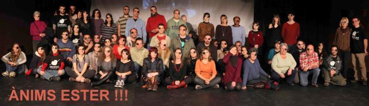 Público Increpación Danza
