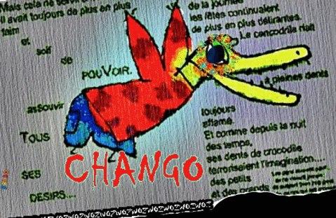 chango - Baldo Ibioiruz