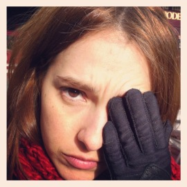 "Cristina Brondo, Actriu de Cinema i TV ""Poblenou, Gran Hotel, Penumbra, 18 comidas"""