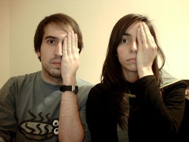 Cristina y Dani