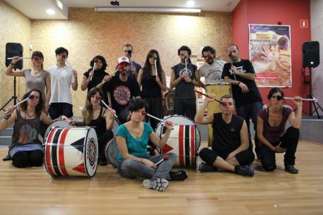 Grupo Percusión de BCN Patricia Garcia Pedrares