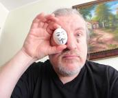 Jempi Samyn II - The anonymous egg. (Santiago de los Caballeros, May 3rd, 2013)