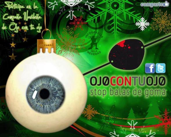 navidad ojo