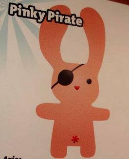 pinky pirates