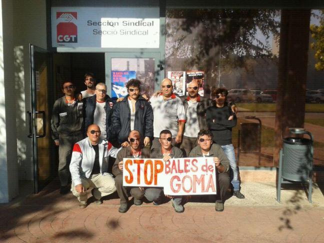 Sección Sindical de Metal de Catalunya - Seat