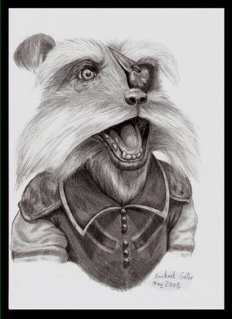 Sir Didymus from Labyrinth