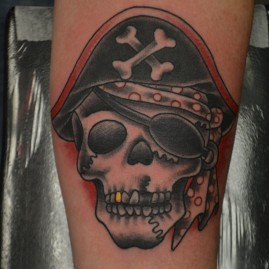 TATOO PIRATE