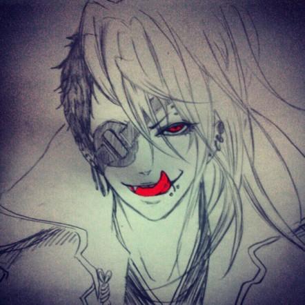 vampira tuerta
