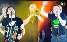 Xabi Solano & Fermín Muguruza, concert de la Llibertat