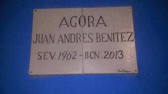 Âgora Juan Andrés Benítez. Sev. 1962 - Bcn 2013