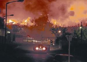 'Fire lines', sobre els bombers a Palestina